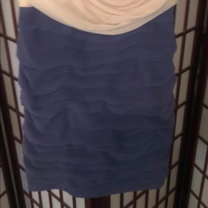 Express Dresses - Two-toned Express dress